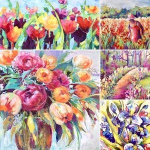 Virtual Paint Party with Jacintha Krish