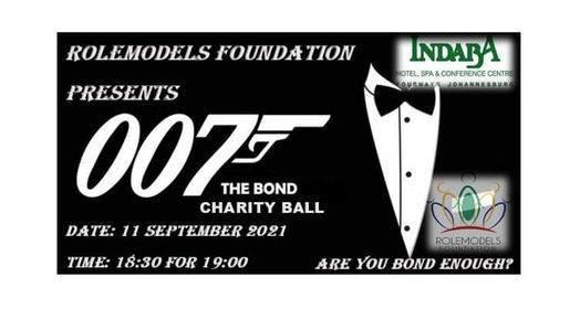 007 The Bond Charity Ball - Gauteng, 11 September   Event in Sandton   AllEvents.in