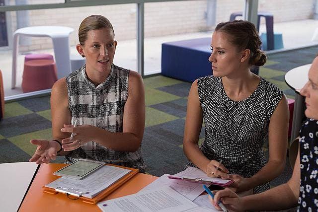 Quality Teaching Rounds PD workshop - PARRAMATTA
