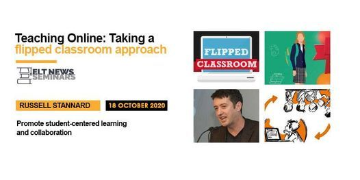Webinar Taking a Flipped Classroom approach with Russell Stannard
