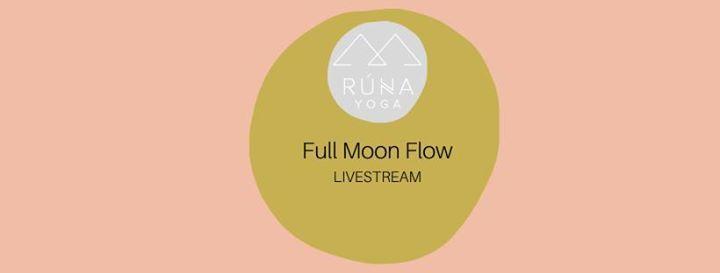 Full Moon Flow Livestream