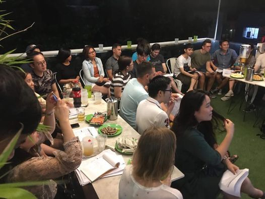 Vietnamese lesson and exchange English - Vietnamese with locals   Event in Ho Chi Minh City   AllEvents.in