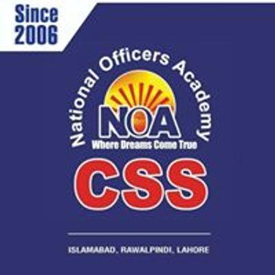 NOA-National Officers Academy-Rawalpindi