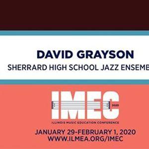 IMEC All-State Sherrard HS Jazz Ensemble I Performance