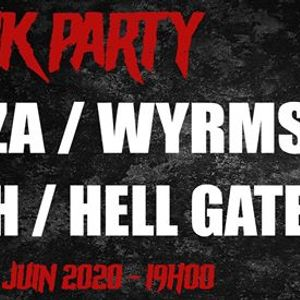 SONIK PARTY (Impureza Wyrms Nyarlath Hell Gate)