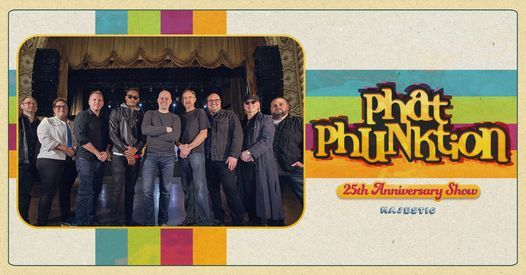Phat Phunktion 25th Anniversary Show w/ Wurk at Majestic Theatre, 6 November   Event in Madison   AllEvents.in