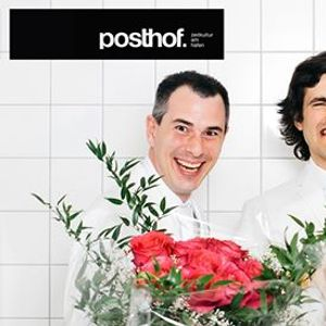 Christoph & Lollo Mitten ins Hirn - Posthof Linz