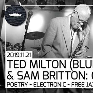 Ted Milton (BLURT) & Sam Britton ODES