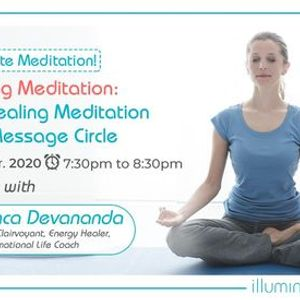 Onsite Meditation Healing MeditationPsychic Healing Meditation