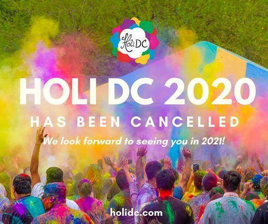 Holi DC 2020