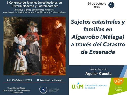 Catastro de Ensenada de Algarrobo