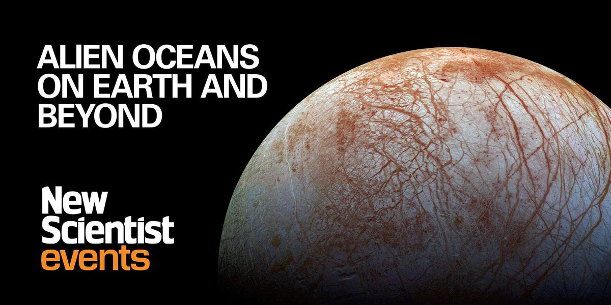 Alien Oceans on Earth and Beyond On-demand recording