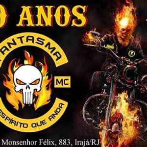 10 Aniversrio do Fantasma Moto Clube