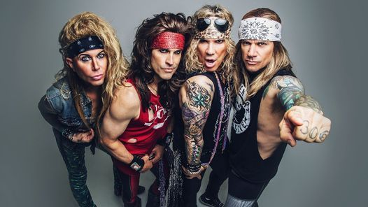 Steel Panther: Heavy Metal Rules Tour, 3 September | Event in Tuscaloosa | AllEvents.in