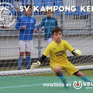 SV Kampong keepersschool in het voorjaar van 2021