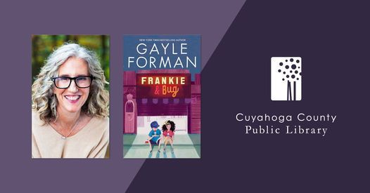 A conversation with Gayle Forman   Online Event   AllEvents.in