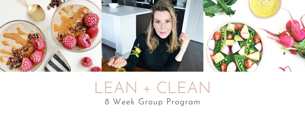 8 Week Lean and Clean Program | Online Event | AllEvents.in