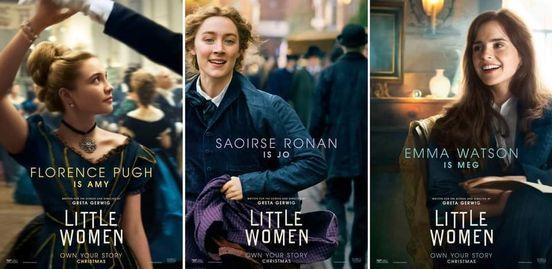 """Điện Ảnh: """"Little Women"""" (Những Người Phụ Nữ Nhỏ Bé), Oscar 2020, 23 October   AllEvents.in"""