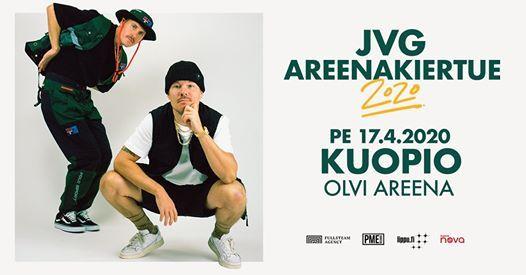 JVG Areenakiertue - Kuopio 17.4.2020