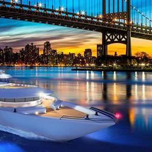 Friday Night Yacht Party Cruise