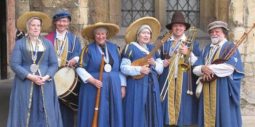 A Seventeenth Century Christmas with the Leeds Waits.