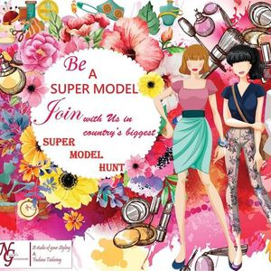 Biggest SUPER MODEL Hunt & Fashion Olympiad 1.0