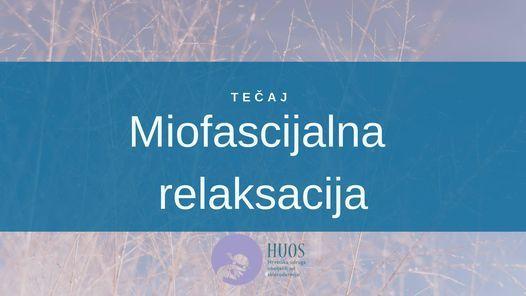 Miofascijalna relaksacija I., 14 May   Event in Zagreb   AllEvents.in