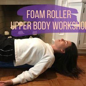 Foam Rolling & Deep Stretch Yoga Workshop
