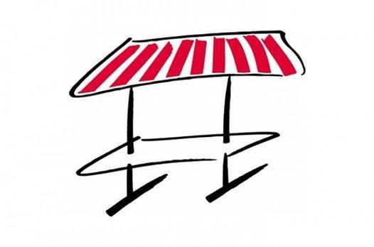 Kofferbakverkoop en Braderie-Kofferraum Verkauf und Trdel