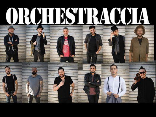 Orchestraccia in concerto a Roma