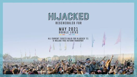 Hijacked Festival 2021 online event, 27 May | Event in Exeter | AllEvents.in