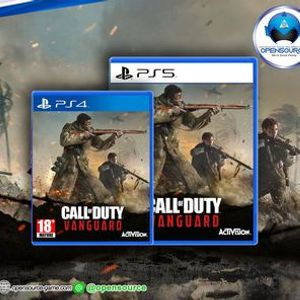 Call of Duty Vanguard (ASIA ENCHKR) - PS4 & PS5