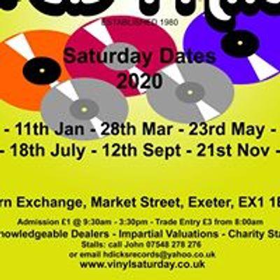 Exeter Record Fair