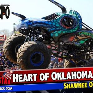 All Star Monster Trucks - Shawnee OK