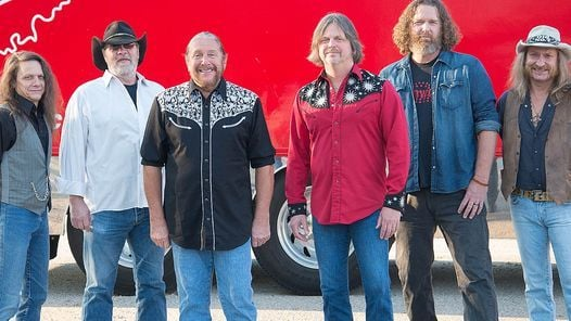 Marshall Tucker Band, 31 July | Event in Montclair | AllEvents.in