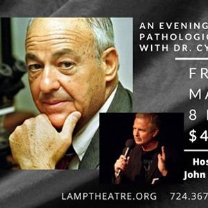 An Evening of Pathological Discussion with Dr. Cyril Wecht