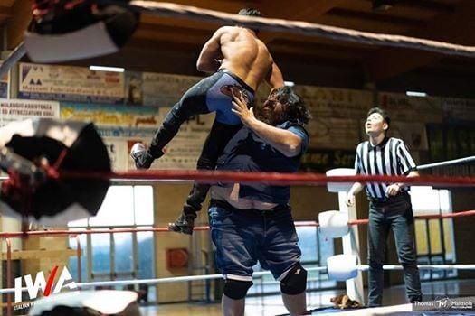 IWA Future Of Wrestling 5