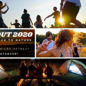 Ecstatic Campout 2020 Eco-Camping Off-Grid & Back to Nature