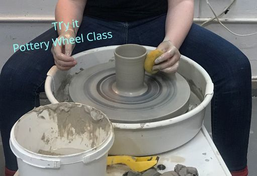 Try it ! Pottery Wheel Workshop, 28 September   Event in Martinsburg   AllEvents.in