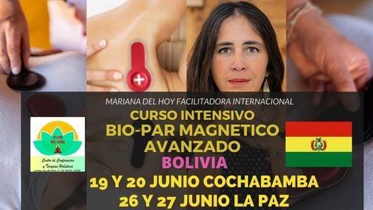 Curso Bio-Par Magnético Avanzado BOLIVIA, 19 June | Event in La Paz | AllEvents.in