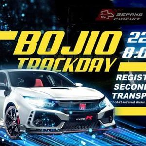 Bojio Track Day (North Pit)