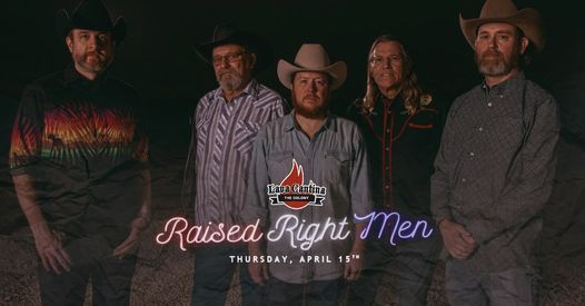 Raised Right Men - Free Show at Lava Cantina | Event in The Colony | AllEvents.in