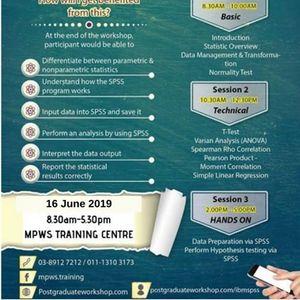 Basic SPSS for postgraduate