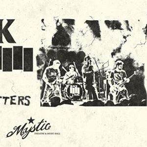 Black Flag & The Linecutters at The Mystic in Petaluma