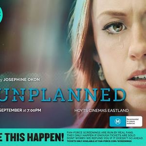 Unplanned - Hoyts Cinemas Eastland