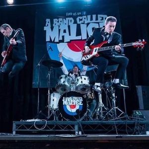 The return of brilliant band called malice At Childers