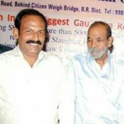 Satyam Shivam Sundaram Gau Nivas at Gaganpahad Hyderabad