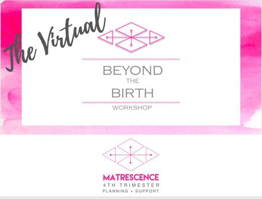 "Virtual ""Beyond the Birth"" workshop, 11 September | Online Event | AllEvents.in"