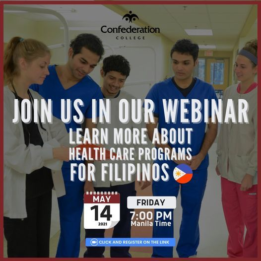 Free webinar Be a Nurse or PSW in Canada, 14 May   Online Event   AllEvents.in