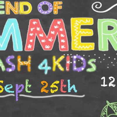 End of Summer Bash 4Kids